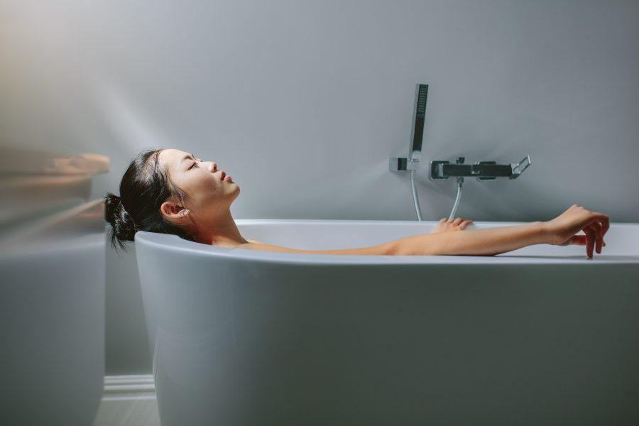 一人暮らしでもお風呂を楽しむ方法